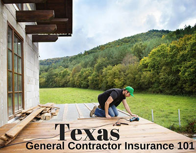 Business Insurance for General Contractors in Texas